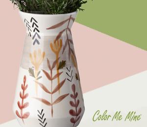 Edison Minimalist Vase