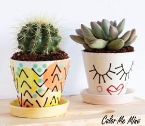 Edison Cute Planters
