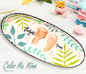 Edison Tropical Baby Tray