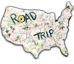 Edison Family Road Trip!