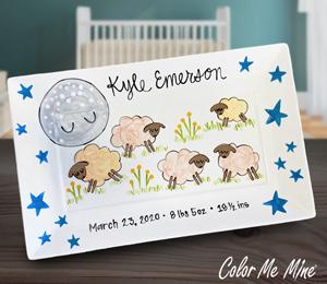 Edison Baby Announcement