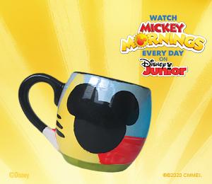 Edison Mickey's Bubble Mug