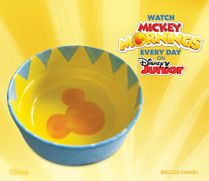 Edison Mickey's Sunshine Bowl