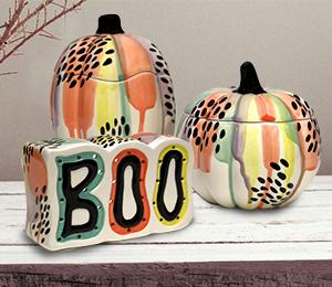 Edison Drippy Pumpkin Box