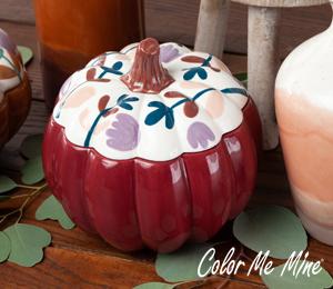 Edison Fall Pumpkin Box